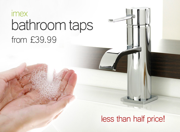 Imex Bathroom Taps