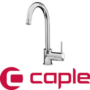 Caple Aspen Chrome Single Lever Kitchen Sink Mixer Tap ASP2/CH Preview