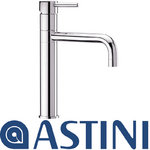 View Item ASTINI Odyssey Chrome Single Lever Kitchen Sink Mixer Tap HK7
