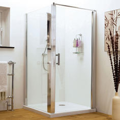 Hinged Shower Enclosure