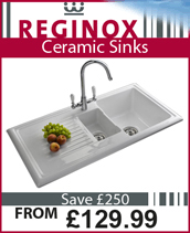 Reginox Kitchen Sink and Tap Shop