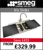 Smeg Sink and Tap