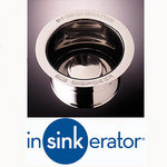 View Item Insinkerator ISE 90mm Extended Sink Flange For Ceramic Kitchen Sink