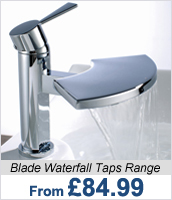 Dream Waterfall Taps Range