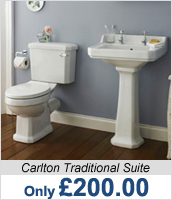 Carlton Traditional Bathroom Suite
