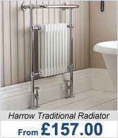 Harrow Traditional Radiator