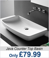 Java Counter Top Basin
