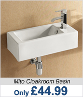 Mito Cloakroom Basin