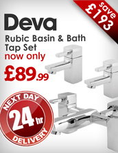 Deva Bath Set