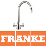 View Item Franke Davos J Chrome Kitchen Sink Mixer Tap