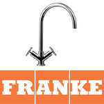 View Item Franke Helena Chrome Kitchen Sink Mixer Tap