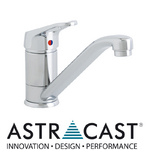 View Item Astracast Finesse Single Lever Chrome Kitchen Sink Mixer Tap TP0135