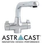 View Item Astracast Targa Chrome Kitchen Sink Mixer Tap TP0021