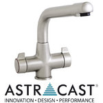 View Item Astracast Targa Brushed Kitchen Sink Mixer Tap TP0355