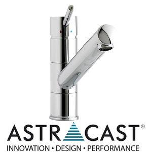 Astracast Ariel Single Lever Chrome Kitchen Sink Mixer Tap TP0603 Preview