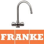 View Item Franke Moselle Silk Steel Kitchen Sink Mixer Tap