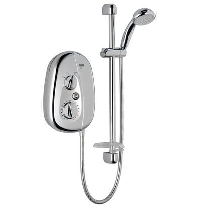Mira Vie 8.5KW Electric Shower Chrome Preview