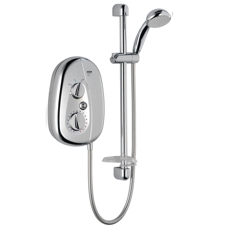 View Item Mira Vie 9.5KW Electric Shower Chrome