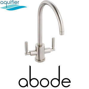 Abode Atlas Aquifier Brushed Nickel Kitchen Sink Mixer Tap AT2004 Preview