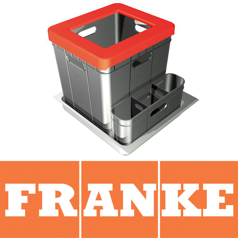 View Item Franke Soft-close Kitchen Waste Sorter 350-50