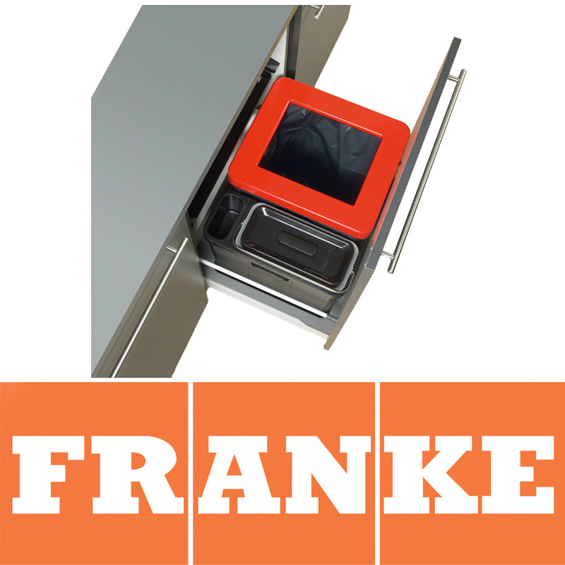 View Item Franke Soft-close Kitchen Waste Sorter 350-60