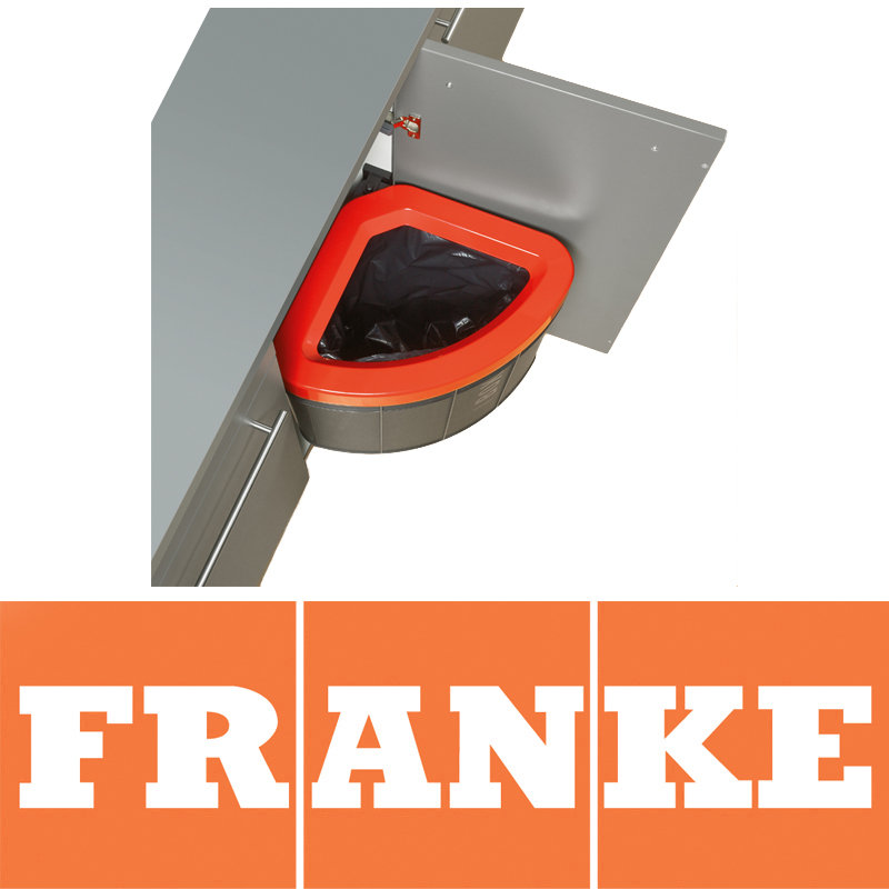 View Item Franke Soft-close Kitchen Waste Sorter Solo 60