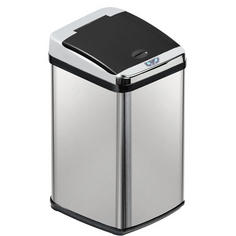 Inmotion 38L Stainless Steel Auto Sensor Kitchen Waste Dust Bin