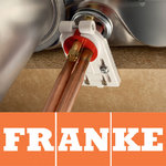 View Item Franke Tap Brace Stainless Steel Kitchen Sink Additional Tap Support Accessory