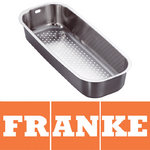 View Item Franke ARX110-17D Stainless Kitchen Sink Strainer Bowl