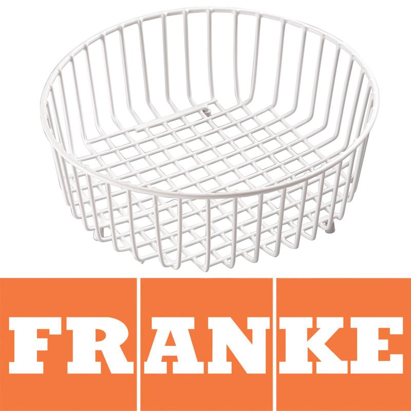 Franke Round Sink : Franke Round Stainless Steel Sink Drainer Basket 112.0050.254 eBay