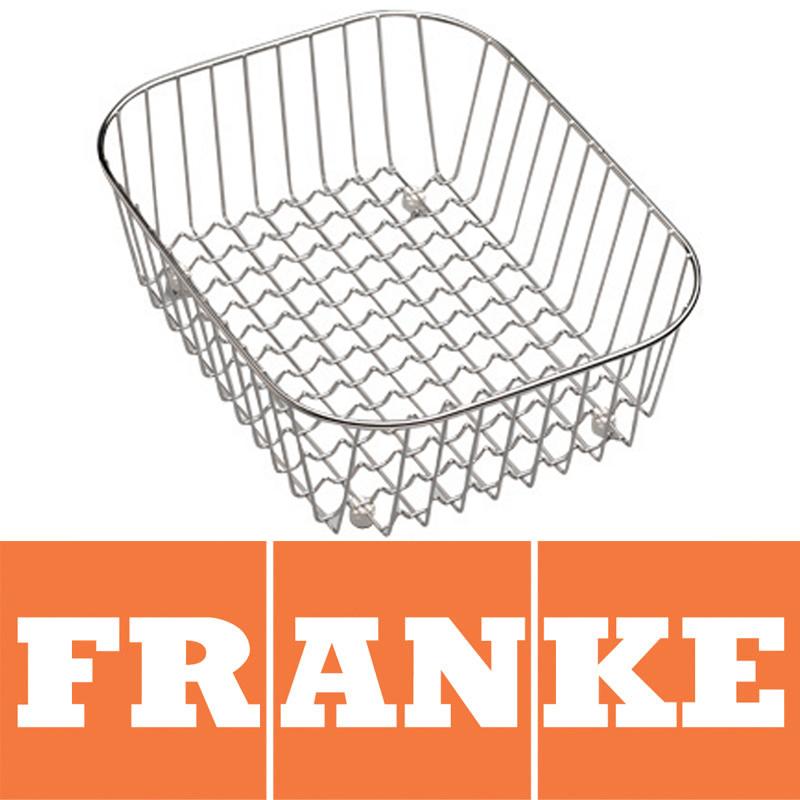 Taps UK - Franke Stainless Steel Kitchen Sink Drainer Basket 112.0008 ...