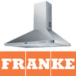 View Item Franke Decorative 90cm Stainless Cooker Hood FDL964XS