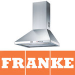 View Item Franke Decorative 60cm Stainless Cooker Hood FDL664XS