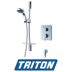 View Item Triton Thames UnichromeDual Control Mixer Shower