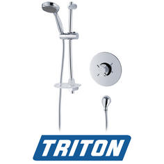 View Item Triton Mersey Built-in Concentric Chrome Mixer Shower