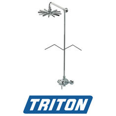View Item Triton Mersey Exposed Concentric Chrome Mixer Shower FH