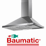 View Item Baumatic F100.2SS 100cm Stainless Steel Cooker Hood