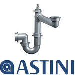 View Item ASTINI Universal 1 Bowl Kitchen Sink Plumbing Kit ST06A