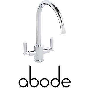 Abode Atlas Chrome Kitchen Sink Mixer Tap AT1053 Preview