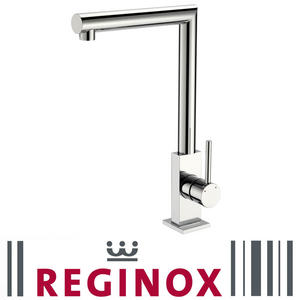 Reginox Niagara Chrome Contemporary Single Lever Kitchen Sink Mixer Tap Preview