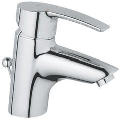 View Item Grohe Eurostyle Bathroom Monobloc Basin Mixer Tap 33558