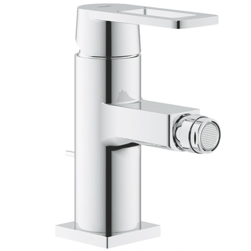 View Item Grohe Quadra Chrome Bathroom Bidet Mixer Tap 32636