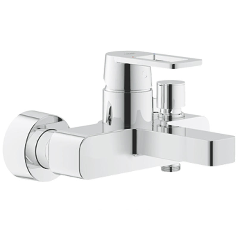 View Item Grohe Quadra Exposed Chrome Bath/Shower Mixer 32638