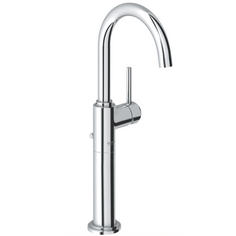 View Item Grohe Atrio Bathroom Basin C Spout Mixer Tap 32647