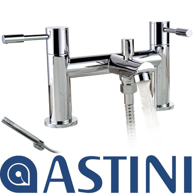 View Item ASTINI Esprit Chrome Bathroom Bath Shower Mixer Tap P007