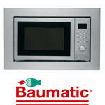 View Item Baumatic Built In Combo 900W Microwave/ 1100W Grill