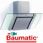 View Item Baumatic 90cm Stainless Steel & Glass Cooker Hood
