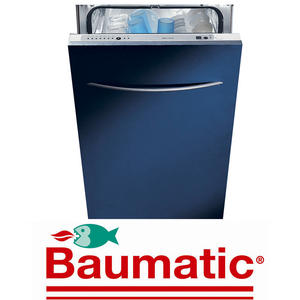 Baumatic 45cm Integrated Dishwasher Unit Preview