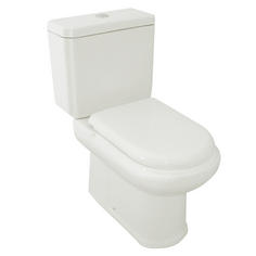 View Item Europa Freedom Bathroom 2pc Close Coupled Toilet