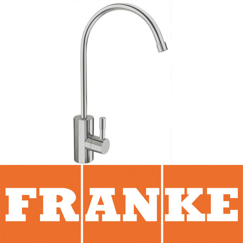 View Item Franke Filterflow Mini Silk Steel Single Flow Kitchen Sink Mixer Tap